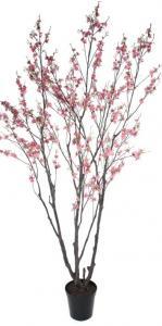 Körsbärsträd - Konstväxt - Blommande Rosa - 240 cm