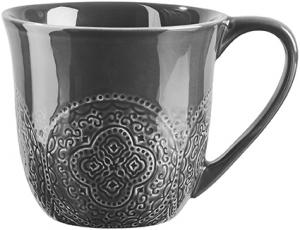 Cult DesignOrient mugg asfalt - Kaffekopp - 3 dl