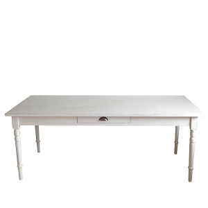 MiljögårdenKöksbord - Maison - Vintage White - 90 x 180 cm
