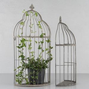 Fågelbur - Vägghylla