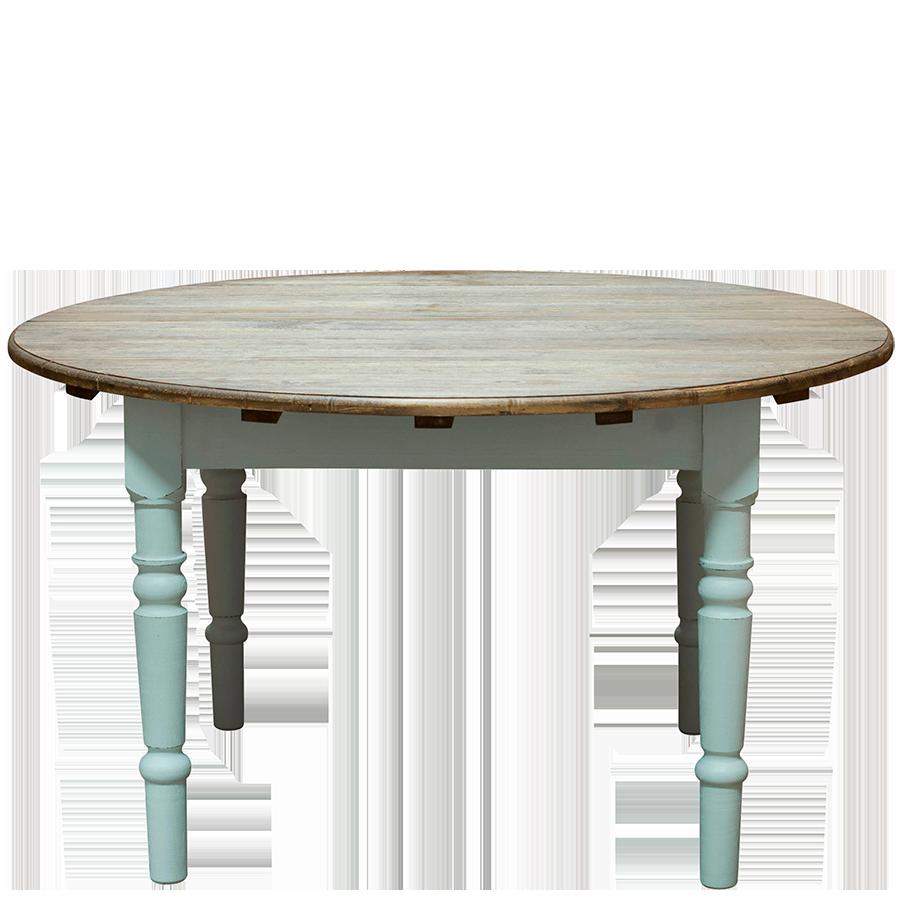 Rustikt Koksbord : Bord fron Milljogorden  Trobord  Emma, vintage white eller