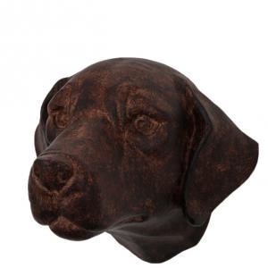 Koppelhängare- svartbrun - 15 x 17 cm - www.frokenfraken.se