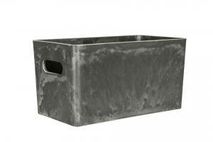 Kruka/Låda - Quadratum - Concrete - 24 x 13 x 12 cm - www.frokenfraken.se
