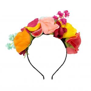 Talking Tables Diadem - Cuban Fiesta Floral Headband - www.frokenfraken.se