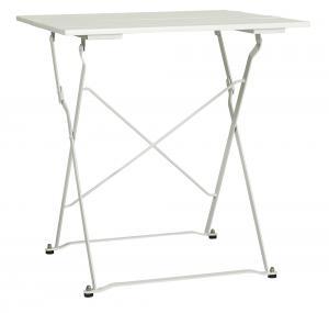 Bord - Cafe table - Vit - 70 x 76 cm - www.frokenfraken.se