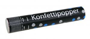 Konfetti - Silver/Blå - 10g - www.frokenfraken.se