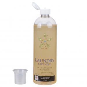 Ekologskt tvättmedel Lavendel - 750 ml - www.frokenfraken.se
