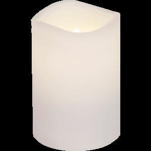 Batteriljus LED - 7,5 x 11,5 cm - Utomhus - Timer - www.frokenfraken.se