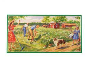 Bonad - liar - 60 x 30 cm - www.frokenfraken.se
