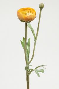 Mr Plant Ranuncel - Gul - 34 cm