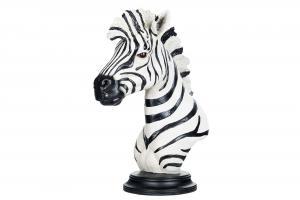 Alot Zebra - Dekoration - 30 x 17 x 41 cm - www.frokenfraken.se