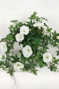 Blomma för dagen - Vit - 45 cm - www.frokenfraken.se