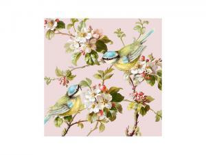 Servett - Spring Impression - 33 x 33 cm - www.frokenfraken.se