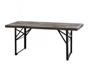 Bord - Matbord - Återvunnet trä - 77 x 180 cm - www.frokenfraken.se