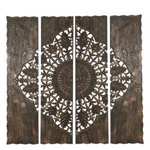 Affari Tempeltavla - Black Gold XXL - Sänggavel - 180 cm