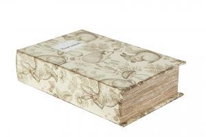 Förvaringsbok - Boklåda - Forest - 27 x 18 cm - www.frokenfraken.se