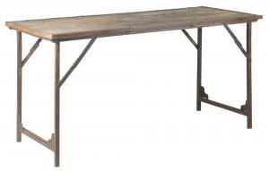 Träbord - Återvunnet material - 72 x 150 cm - www.frokenfraken.se