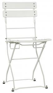 Stolar - Cafe Chair - Vit - 87,5 x 49,5 cm - 2-pack - www.frokenfraken.se