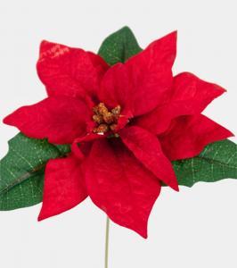 Julstjärna - Röd - 20 cm - www.frokenfraken.se