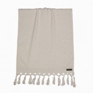 Handduk - Harmony - Off - White - 50 X 70 cm - www.frokenfraken.se