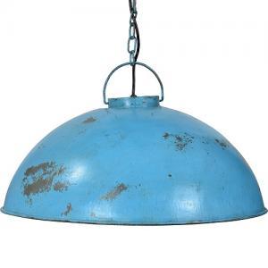 """Lampa - """"Fabriksstil Turkos"""" - www.frokenfraken.se"""