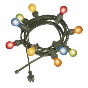 Bright light Pkt - inkl. bulb Green - www.frokenfraken.se