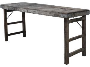 V.4 - Bord - Skrivbord - Återvunnet trä - 67 x 150 cm - www.frokenfraken.se
