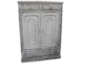 Chic Antique Kommod - Fransk sliten vintagestil - 143 x 100 cm