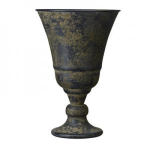 Kruka - Pokal - Rost - 28 x 41 cm - www.frokenfraken.se