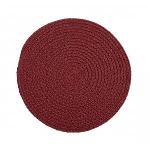 Tablett - Sigge - Röd - 38 cm - www.frokenfraken.se
