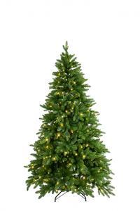 Julgran med belysning - Gruvfjället - 180 cm - 240 lampor - www.frokenfraken.se