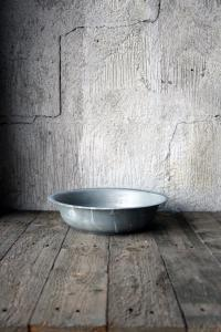 Tvättfat - Zink - 29 cm - www.frokenfraken.se