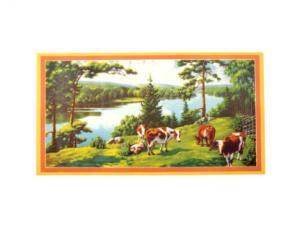 Bonad - kossor - 39 x 21 cm - www.frokenfraken.se