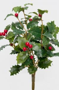 Mr Plant Järnek - Röd - 30 cm