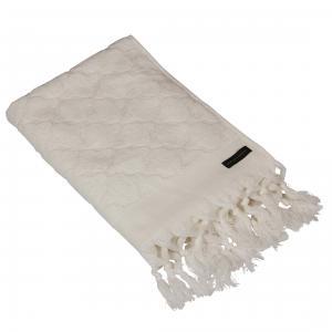 Handduk - Harmony - Off - White - 70 X 140 cm - www.frokenfraken.se