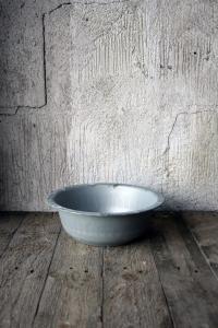 Tvättfat - Zink - 26 cm - www.frokenfraken.se