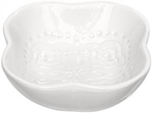 Orient miniskål vit - 8,5 cm - www.frokenfraken.se