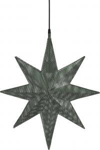 Capella Stjärna - Grön 50cm - www.frokenfraken.se