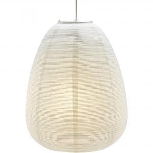 Lampa - Takskärm - Vit - 43 cm - www.frokenfraken.se