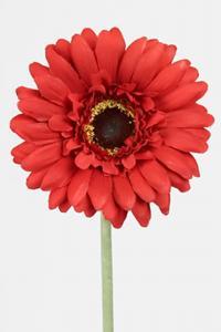 Gerbera - Röd - 55 cm - www.frokenfraken.se