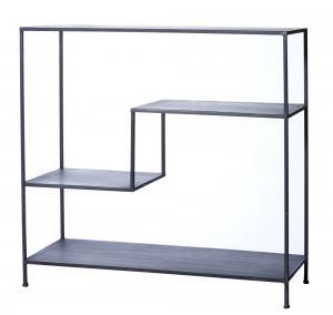 Hylla för bänk eller bord Metall 69 x 37cm från IB
