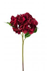 Hortensia - Röd - 55 cm - www.frokenfraken.se