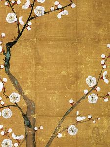 Poster - Japanskt plommonträd - 18x24 cm - www.frokenfraken.se
