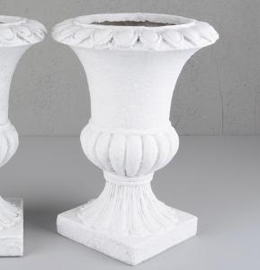 Alot Kruka - Pokal Vit - 30cm
