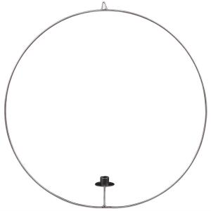 Ljusring - Ljusstake hängande - Metall - 48 cm - www.frokenfraken.se