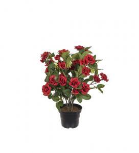 Ros - Röd - 30 cm - www.frokenfraken.se