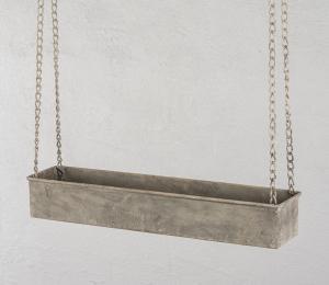 Alot Hängande hylla med kant - Ampel - 40 cm