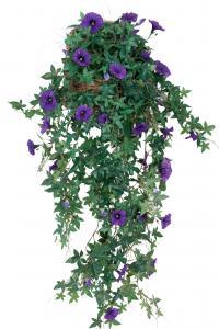Blomma för dagen - Blå - 95 cm - www.frokenfraken.se
