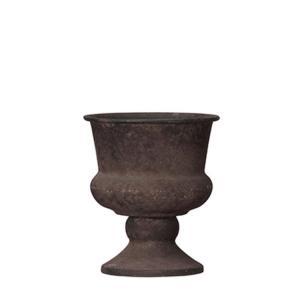 Kruka - Pokal - Rost - 13 x 14 cm - www.frokenfraken.se