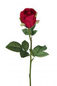 Ros - Röd - 50 cm - www.frokenfraken.se
